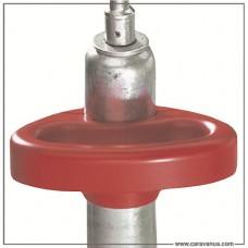 Ручка для опорных колес со штоком Ø 48 мм