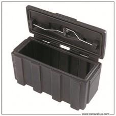 Навісний багажний ящик для легкових причепів