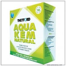 Порошок для биотуалета Aqua Kem Natural
