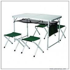 Комплект складной мебели для пикника TA 21407 + FS 21124
