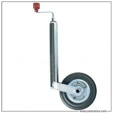 Опорное колесо COMPACT, Ø 48, c металлическим диском