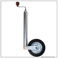 Опорное колесо PLUS, Ø 48, c металлическим диском