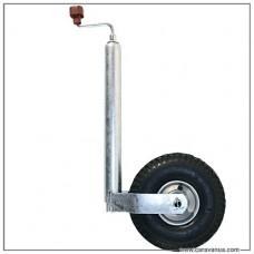 Опорное колесо PLUS, Ø 48, c пневмошиной