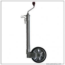 Опорное колесо Ø 48, 300 кг, с защитой от проскальзывания
