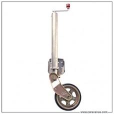Опорное колесо PROFI, Ø 60, автоматическое, с удлиненным штоком
