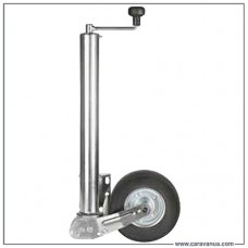 Опорне колесо VK 60-ABLFH-255 SB, Ø 60, до 400 кг, автоматичне