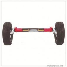 Ось торсионная AL-KO бестормозная, 1500 кг, Plus