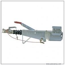 Тормоз наката четырехгранный 251S, 1500-2600 кг, з/у АК270, квадрат 100 мм