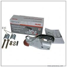 Сцепное устройство АК301, 3000 кг, Ø 45-50 мм, чугун, наконечник для смягчения ударов